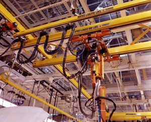 شراء OVERHEAD CRANE GIRDERS–BRIDGES–HOIST MASTS