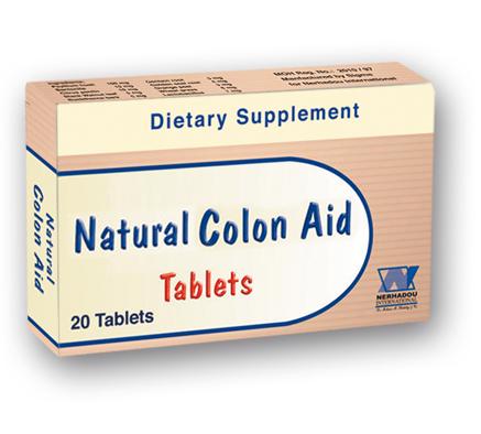 شراء NATURAL COLON AID