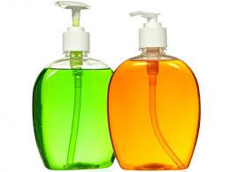 شراء صابون سائل