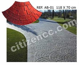 شراء Stamped concrete