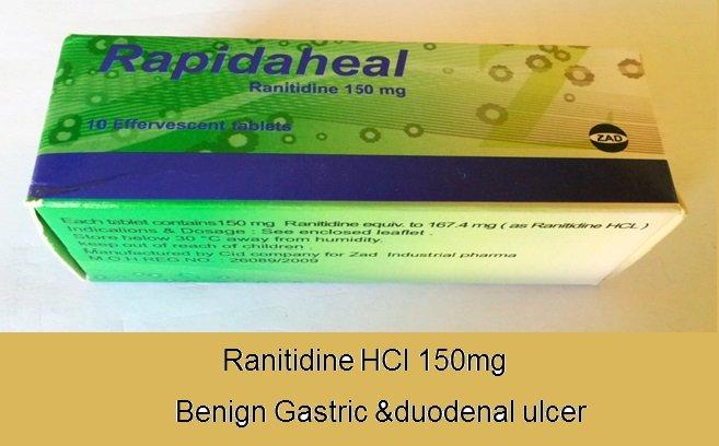 شراء Rapidaheal Eff.tab