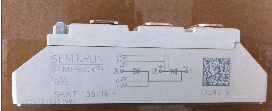 شراء Skkt106/16e semikron