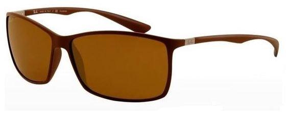 شراء ريبان 4179 نظارة شمس للرجال 881/ 73 - لون بني