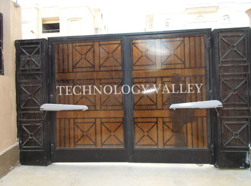 شراء Automatic swing gates