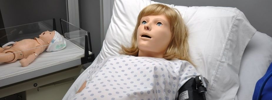 شراء جهاز محاكاة الولادة