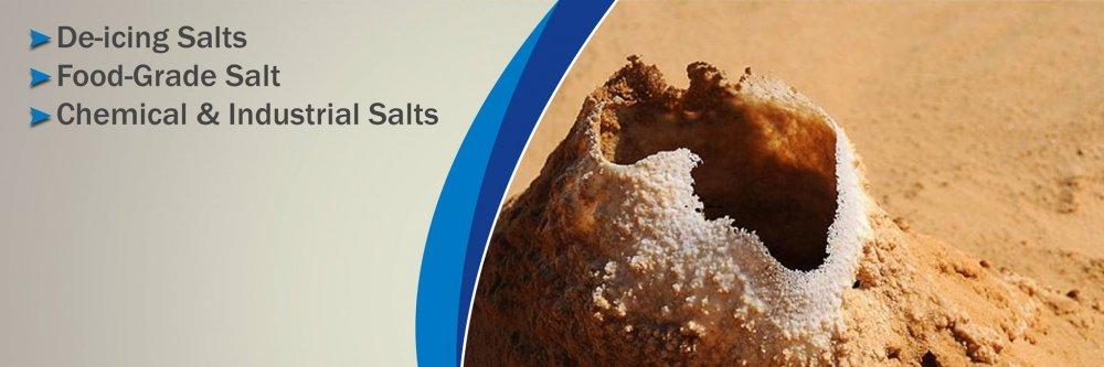 شراء الأملاح الكيميائبة والصناعية ، ملح الطعام ، أملاح إذابة الجليد ، الملح الصخري