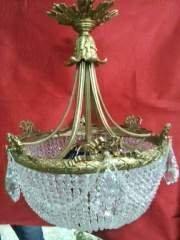 شراء Brass chandelier