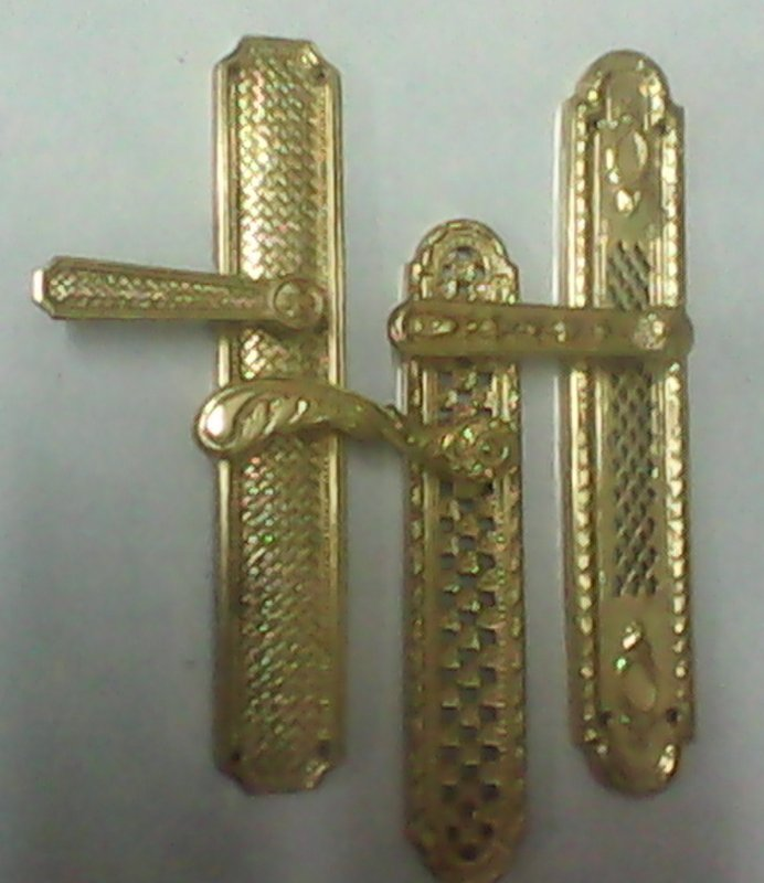 شراء Brass door handle