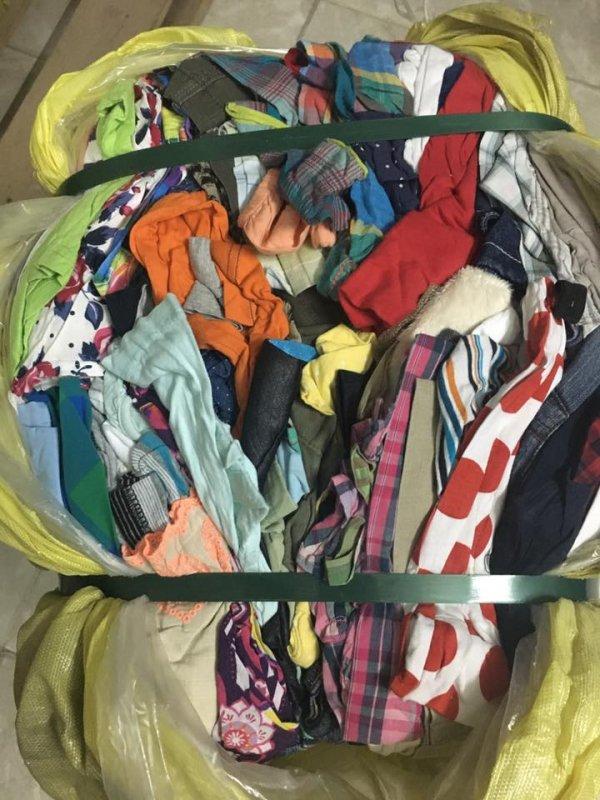 شراء ملابس بالة المعادي تقدم ملابس أطفالي شتوي وارد بلجيكا