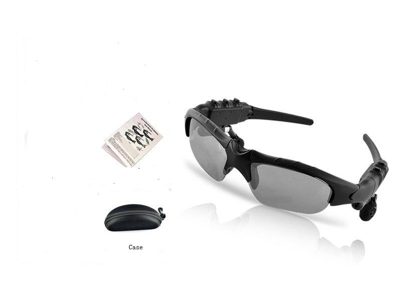 شراء بلوتوث على شكل نظارة للاستقبال المكالمات وايضا سماع الموسيقى Sunglasses bluetooth Headphone