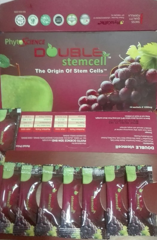 Double stem cell
