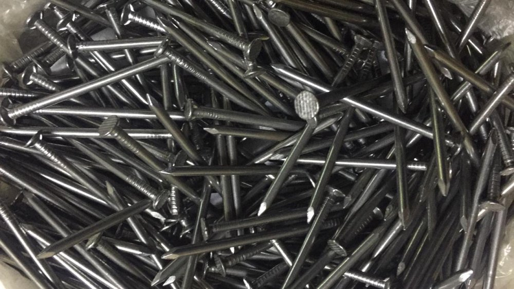 Common steel Nails for wood industries and building materials
