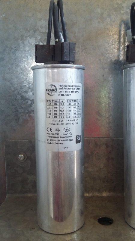 شراء  capacitor frako for power factor correction panal