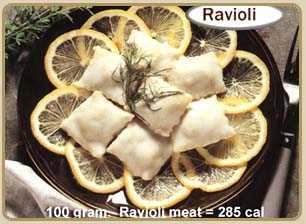 شراء Ravioli