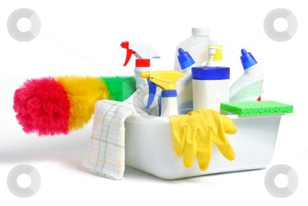 ادوات تنظيف