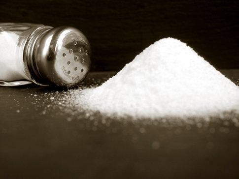 شراء الملح