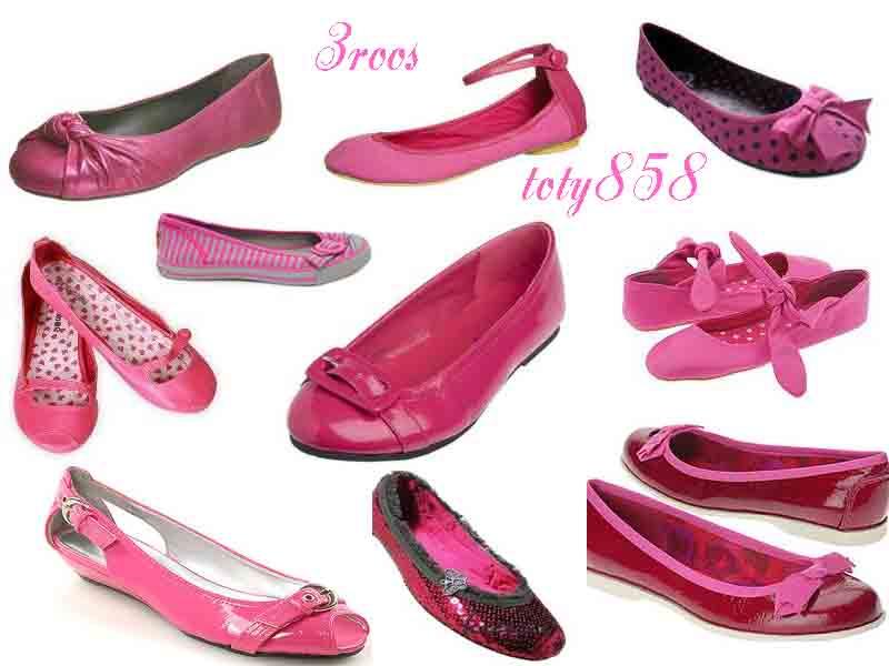 احذية وصنادل فلات 2013 احذية