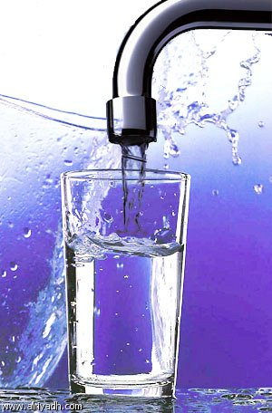 شراء المنتجات الكيمائية لتعقيم وتطهير المياه