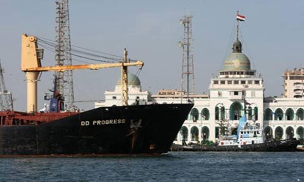 سفن الشحن 5