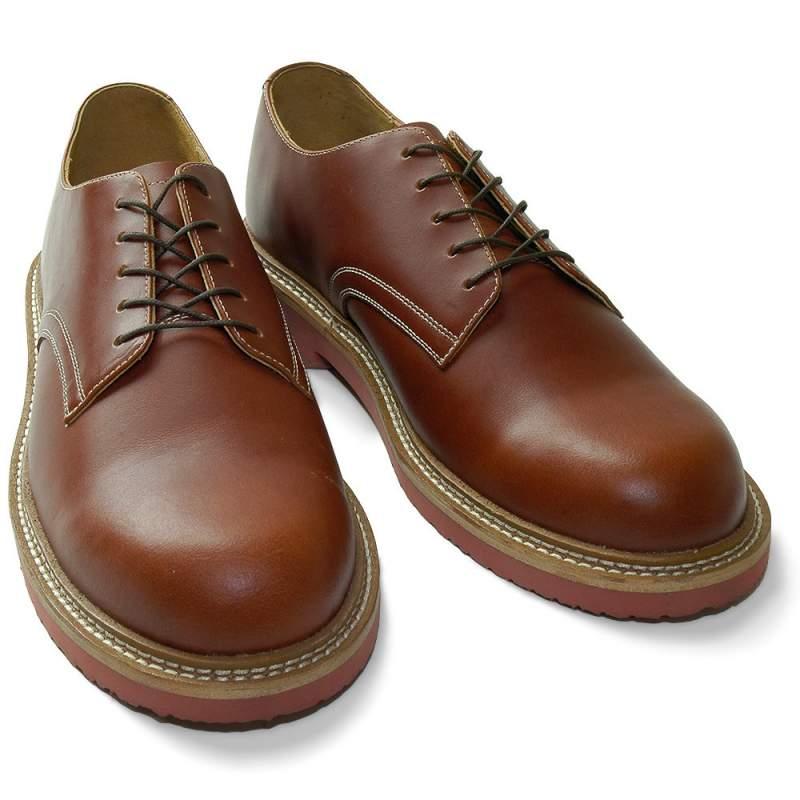 شراء احذية رجالى بنية اللون