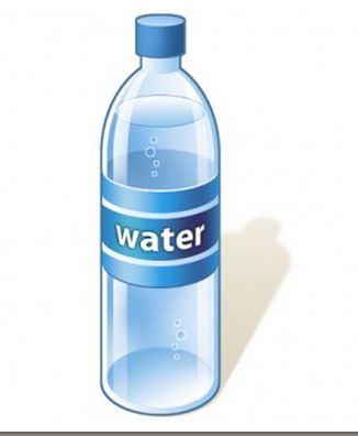 شراء زجاجات مياه