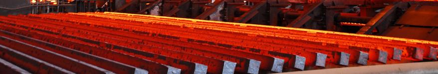 """شراء من خلال مصنعَي صهر الحديد، تنتج صلب مصر مليونَي طن متري سنوياً من العروق ذات جودة عالية وفقا"""" للمعايير الدولية"""
