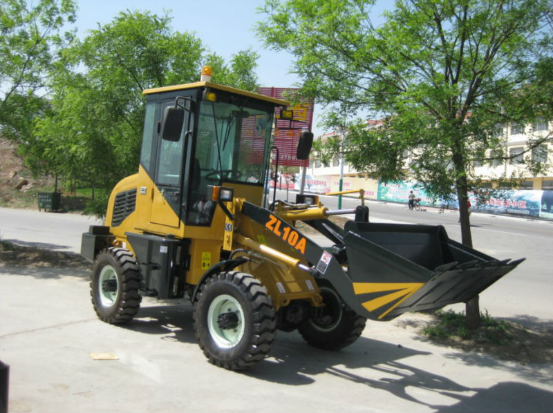 Wheel loader, construction machinery, manafacturer,China