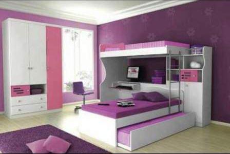 ديكور غرفة اطفال