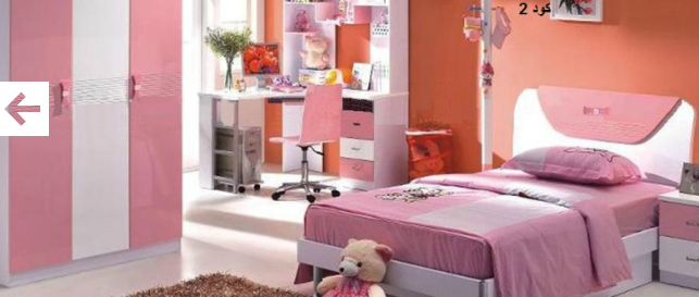 غرفة نوم اطفال شراء في دمياط