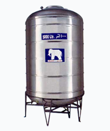 Buy Stainless steel tanks