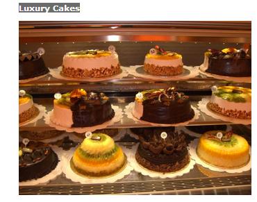 شراء الكعك النجليزى الفاخر والنادر