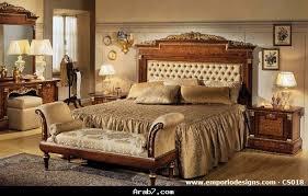 غرفة نوم كلاسيك