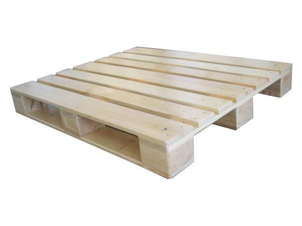 المنصات الخشبية للتصدير