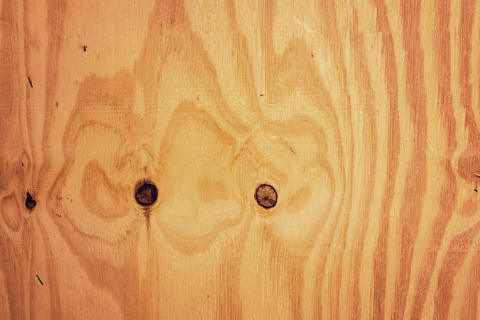 الخشب الرقائقى