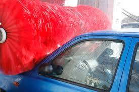 شراء المعدات اللازمة لغسيل السيارات