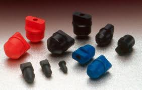 Plugs rubber