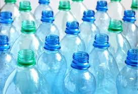 زجاجات بلاستيك