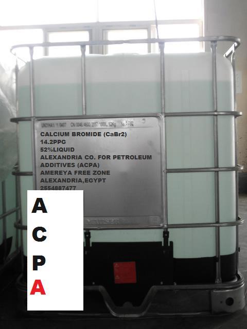 شراء Calcium Bromide- Liquid (CaBr2) 14.2ppg
