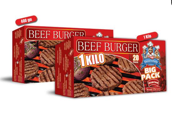 شراء Beef Burger