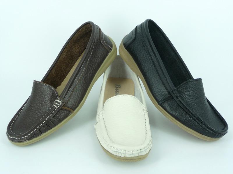 شراء الأحذية الجلدية