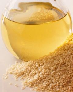 Oil of sesame