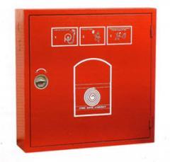 صندوق حريق