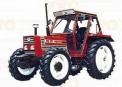 Tractors 80-99 hp