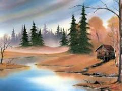 لوحات فنيه