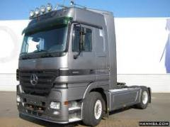 تجارة جميع انواع الشاحنات