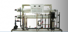 Water-preparing systems for Water Desalination