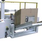 Automatic Carton Erector And Bottom Sealer