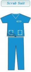 الملابس والخدمات الطبية