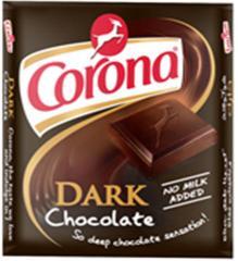 Corona Dark Chocolate