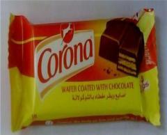 Corona Wafer Chocolate